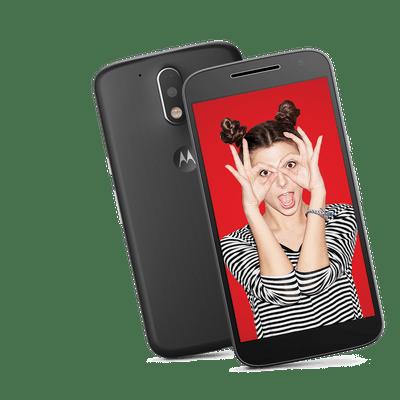Moto G4 16GB - Preto