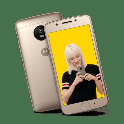Moto G5 32GB - Ouro