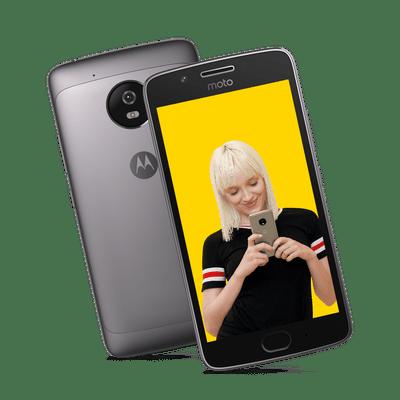 Moto G5 32GB - Platinum