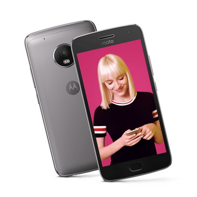 Moto G5 Plus 32GB - Platinum