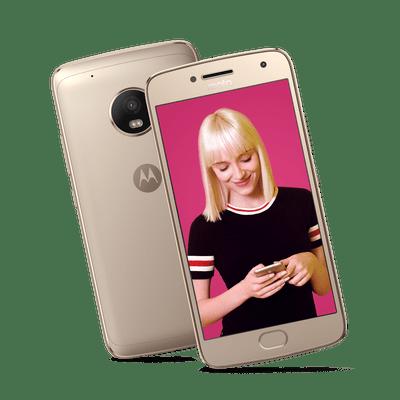 Moto G5 Plus 32GB - Ouro