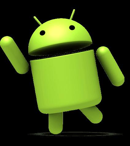 Experiência do Android™ puro